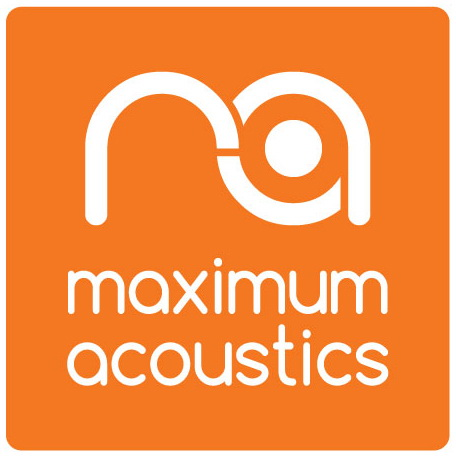 Maximum-acoustics-logo